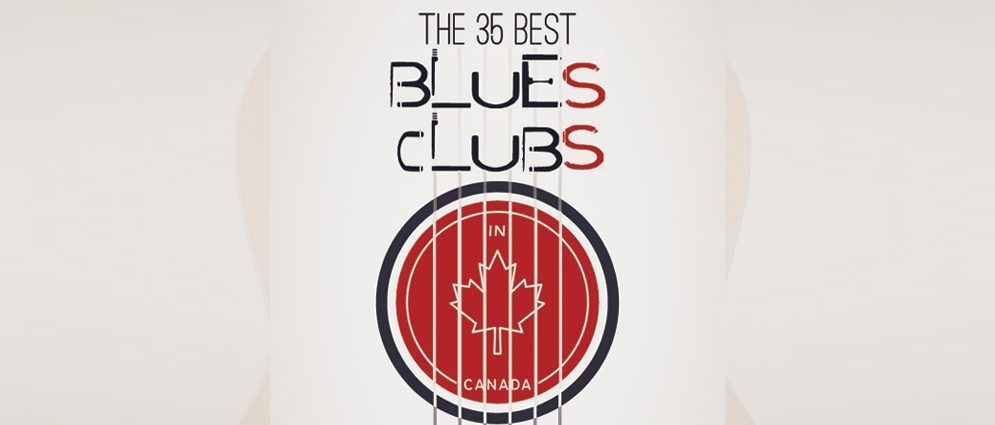 The Linsmore Tavern was named 1 of the 35 Best Blues Clubs in Canada!